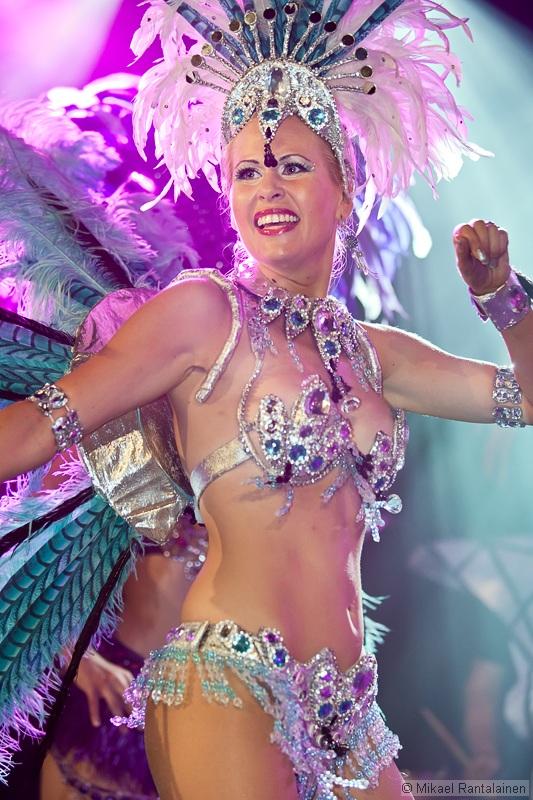 Baile do Carnaval - Samba Maracanã Samba Show