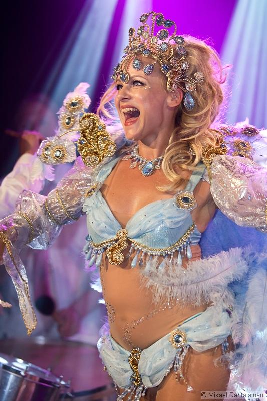 Baile do Carnaval - União da Roseira Samba Show
