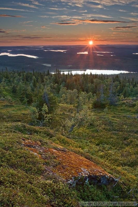 Iivaara, Kuusamo, 2005