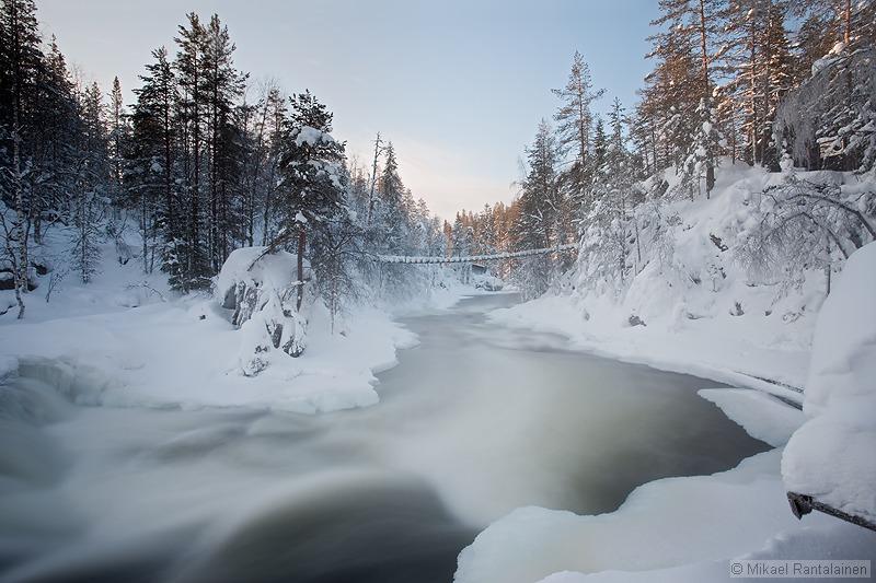 Myllykoski in Kuusamo