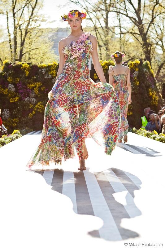 Marimekko Fashion Show 2011