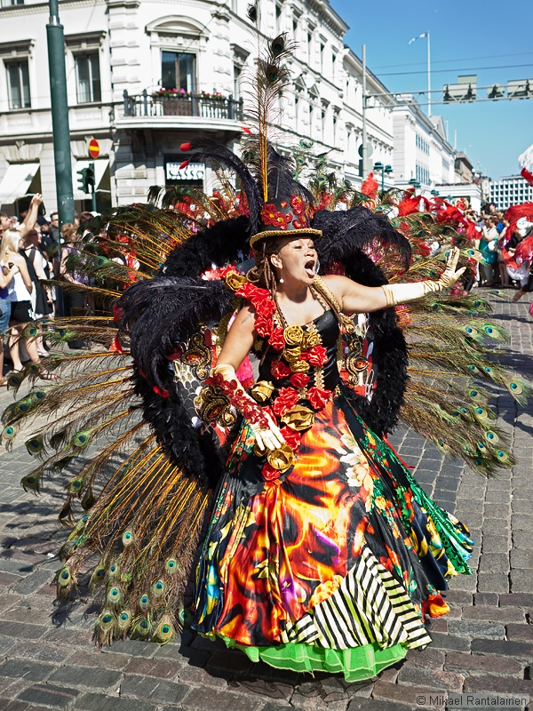 Helsinki Samba Carnaval 2011 - Parade Gallery I