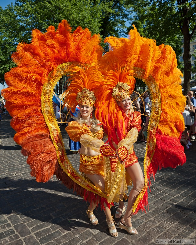 Helsinki Samba Carnaval 2011 - Parade Gallery II