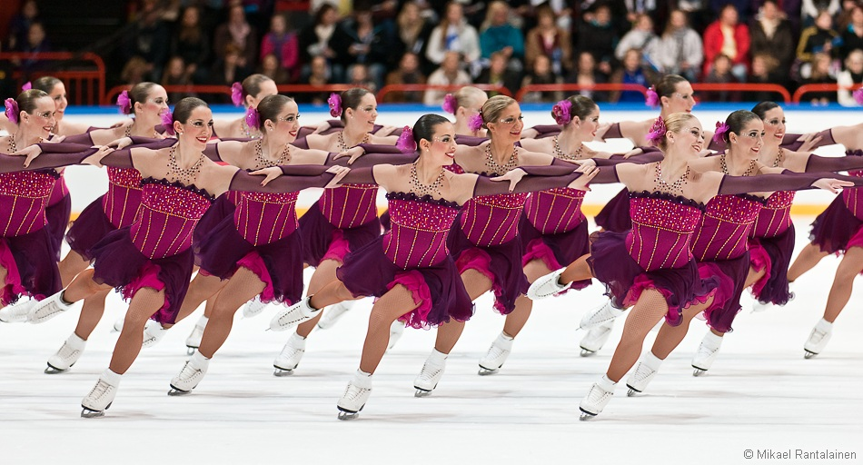 Team USA 1 - Haydenettes