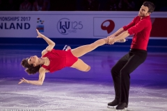 Meagan Duhamel and Eric Radford, Exhibition of Champions, ISU World Figure Skating Championships 2017, Helsinki, Finland