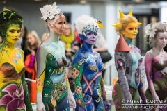 """The World of Fairytales"", Helsinki Bodypainting Competition 2014"