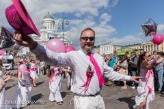 União da Roseira, Helsinki Samba Carnaval 2017, Helsinki, Finland