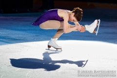 Laura Lepistö, Plan Ice Gala - Because I am a Girl, Helsinki, Finland