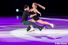 Henna Lindholm and Ossi Kanervo, Plan Ice Gala - Because I am a Girl, Espoo, Finland