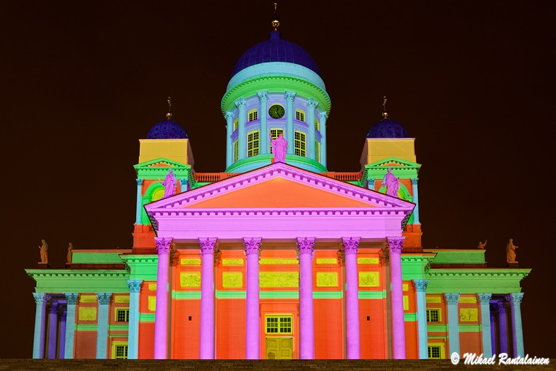 Link to New Year 2012 celebrations at Senate Square Gallery