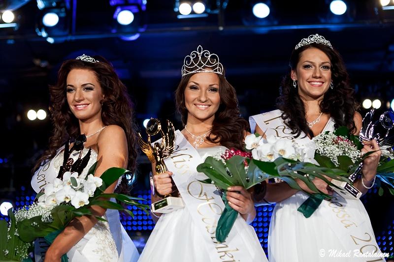 Alisa Ranta-Aho, Katrie Daler and Darja Polnikova