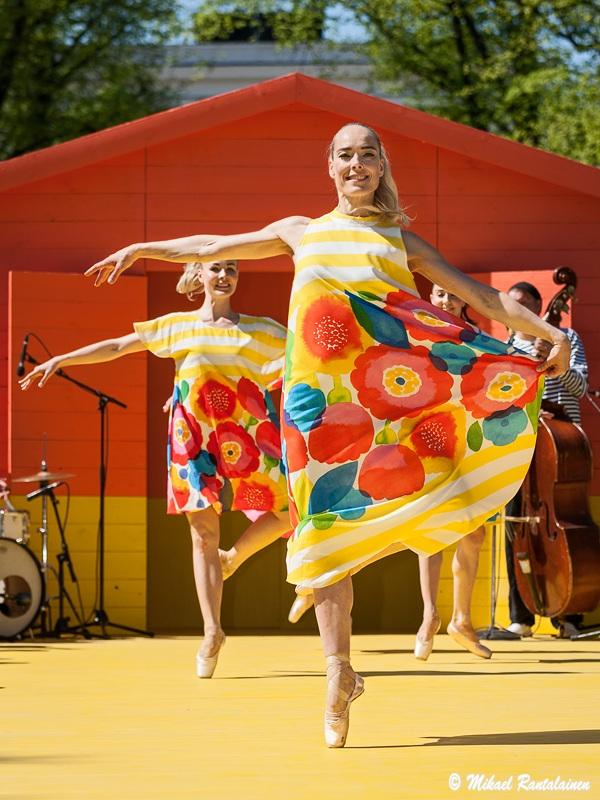 Marimekko Fashion Show 2012