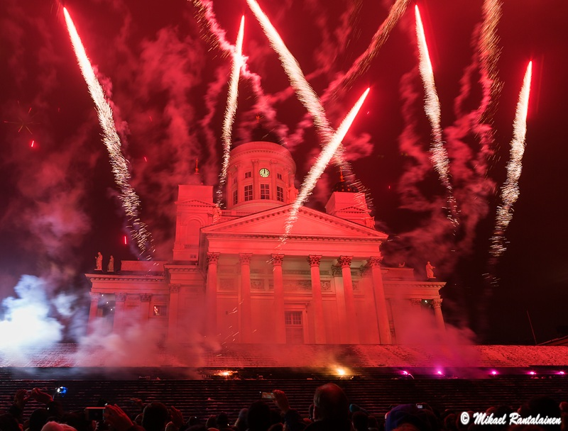Link to New Year 2013 Celebrations at Senate Square gallery