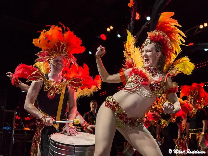 Samba el Gambo, Baile do Carnaval, 23. Helsinki Samba Carnaval