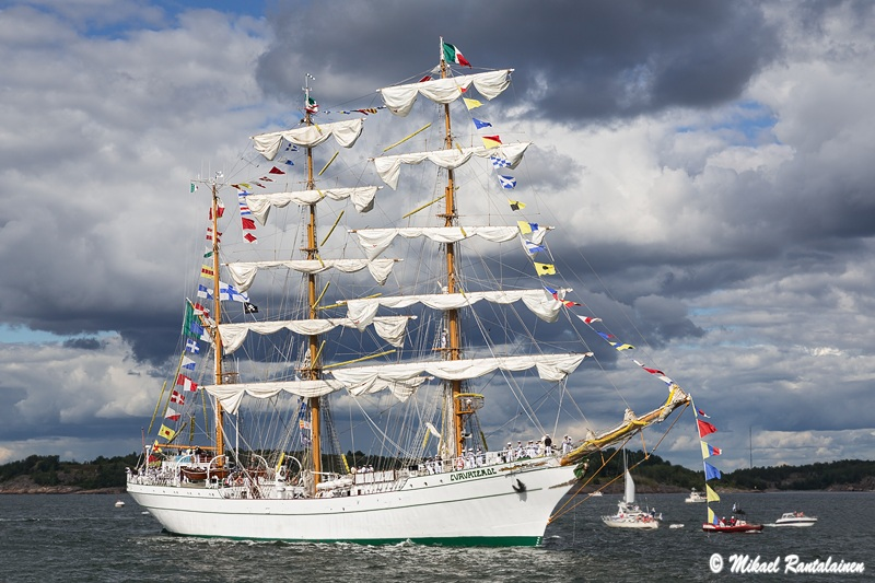 Cuauhtémoc / Link to The Tall Ships Races Helsinki 2013 gallery