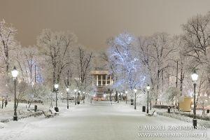 Esplanade Park, Helsinki, Finland