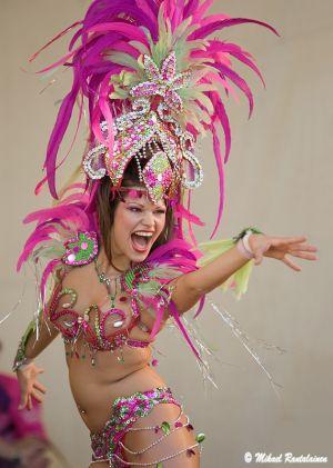 Helsinki Samba Carnaval, Helsinki, Finland