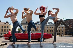 2 x 2 - Tanssia toukokuun taivaalle, Pieni Suomalainen Balettiseurue, Helsinki, Finland