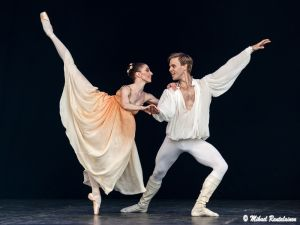 Romeo and Juliet, Finnish National Ballet on summer tour, Helsinki, Finland