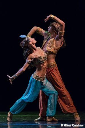 Vera Arbuzova and Andrey Kasianenko (Mikhailovsky Theatre), Russian Ballet Stars in Lahti, Lahti, Finland