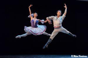 Chinara Alizade and Aleksander Smoljaninov (The Bolshoi Theatre), Russian Ballet Stars in Lahti, Lahti, Finland