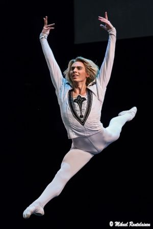 Dima Sobolevsky (Krasnoyarsk State Theatre of Opera and Ballet), Russian Ballet Stars in Lahti, Lahti, Finland