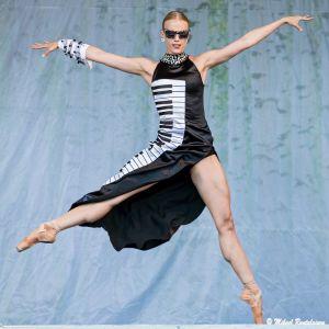 La Banda Sonora, Finnish National Ballet on summer tour 2013, Helsinki, Finland