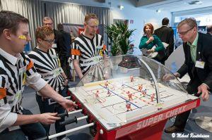 Yritystä Stadiin! event, Helsinki, Finland