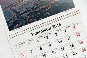 Helsinki Calendar 2014