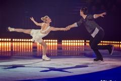Tatiana Volosozhar and Maxim Trankov, Art on Ice 2014, Hartwall Arena, Helsinki, Finland