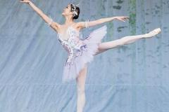 Sleeping Beauty, Finnish National Ballet on summer tour 2013, Helsinki, Finland