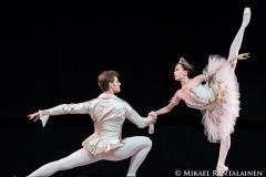 Sleeping Beauty, Finnish National Ballet, The Night of the Arts 2013, Helsinki, Finland