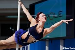 Henriikka Roo, Finnish Pole Dancing Championship 2012, Helsinki, Finland