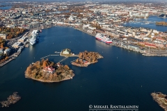 Klippan, Valkosaari and South Harbour, Helsinki, Finland (HA108)
