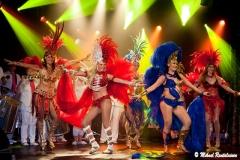 União da Roseira Samba Show, Baile do Carnaval, Helsinki Samba Carnaval 2011, Helsinki, Finland