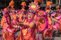 Império do Papagaio, Helsinki Samba Carnaval 2017, Helsinki, Finland