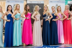 Miss Finland 2016 Fashion Show, Kauppakeskus Goodman, Hämeenlinna, Finland