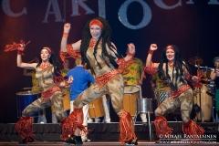Samba Carioca 20 Years Anniversary Show, Turku, Finland